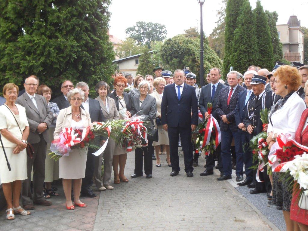 Hołd dla ofiar sowieckich zbrodni