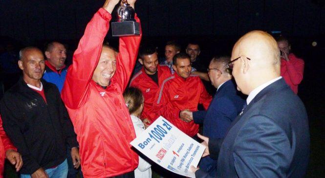 Niewolno mistrzem rozgrywek sołeckich