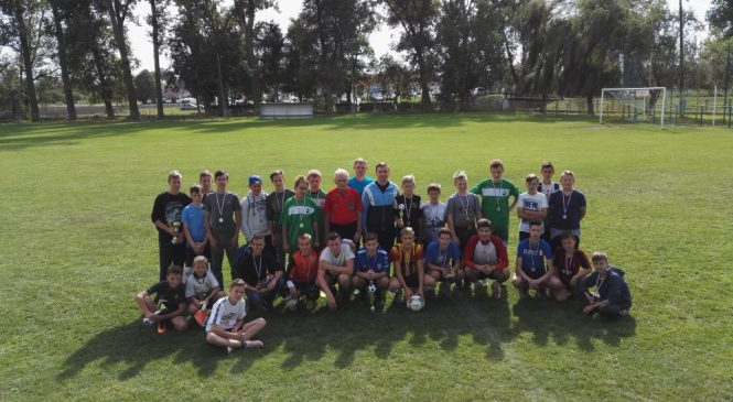 I Turniej Piłki Nożnej Szkół Gimnazjalnych
