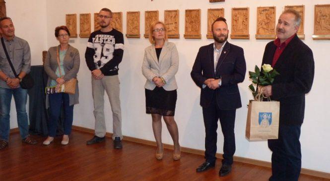 Wystawa rzeźby Jacka Kuranta