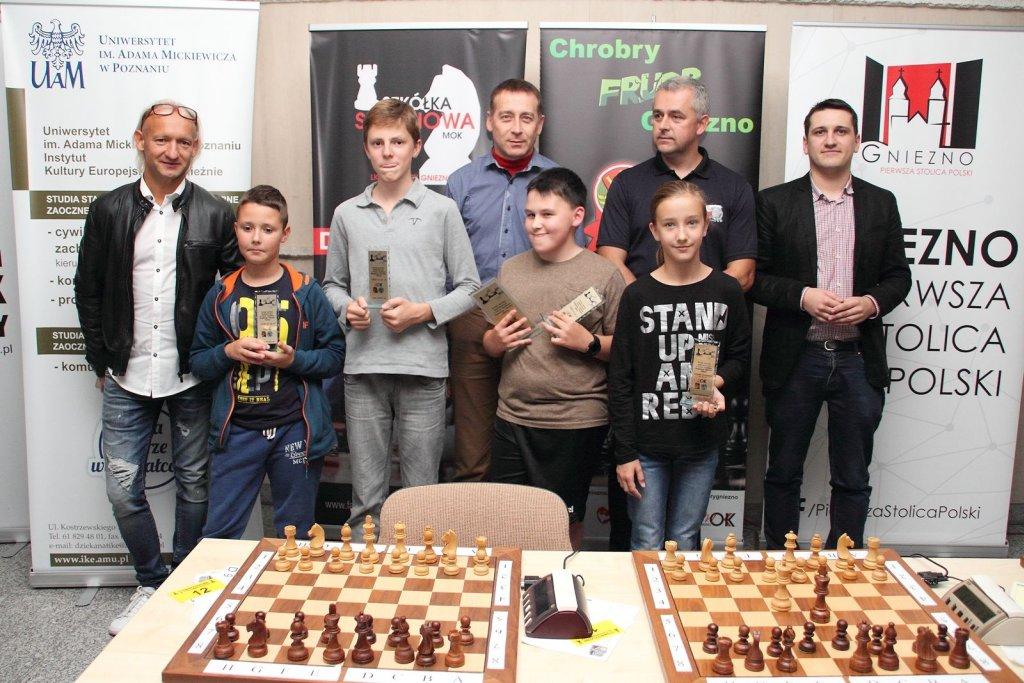 Pierwszą Stolicą zawładnęli młodzi szachiści!