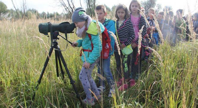 Kolejne Europejskie Dni Ptaków na Stawach Kiszkowskich już za nami!
