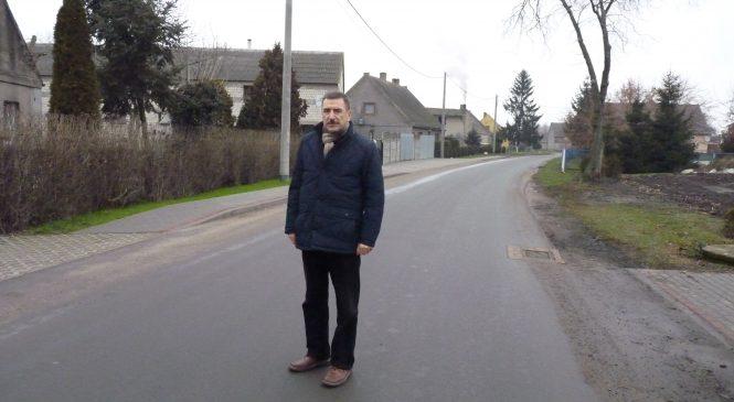Mieleszyn postawił na drogi