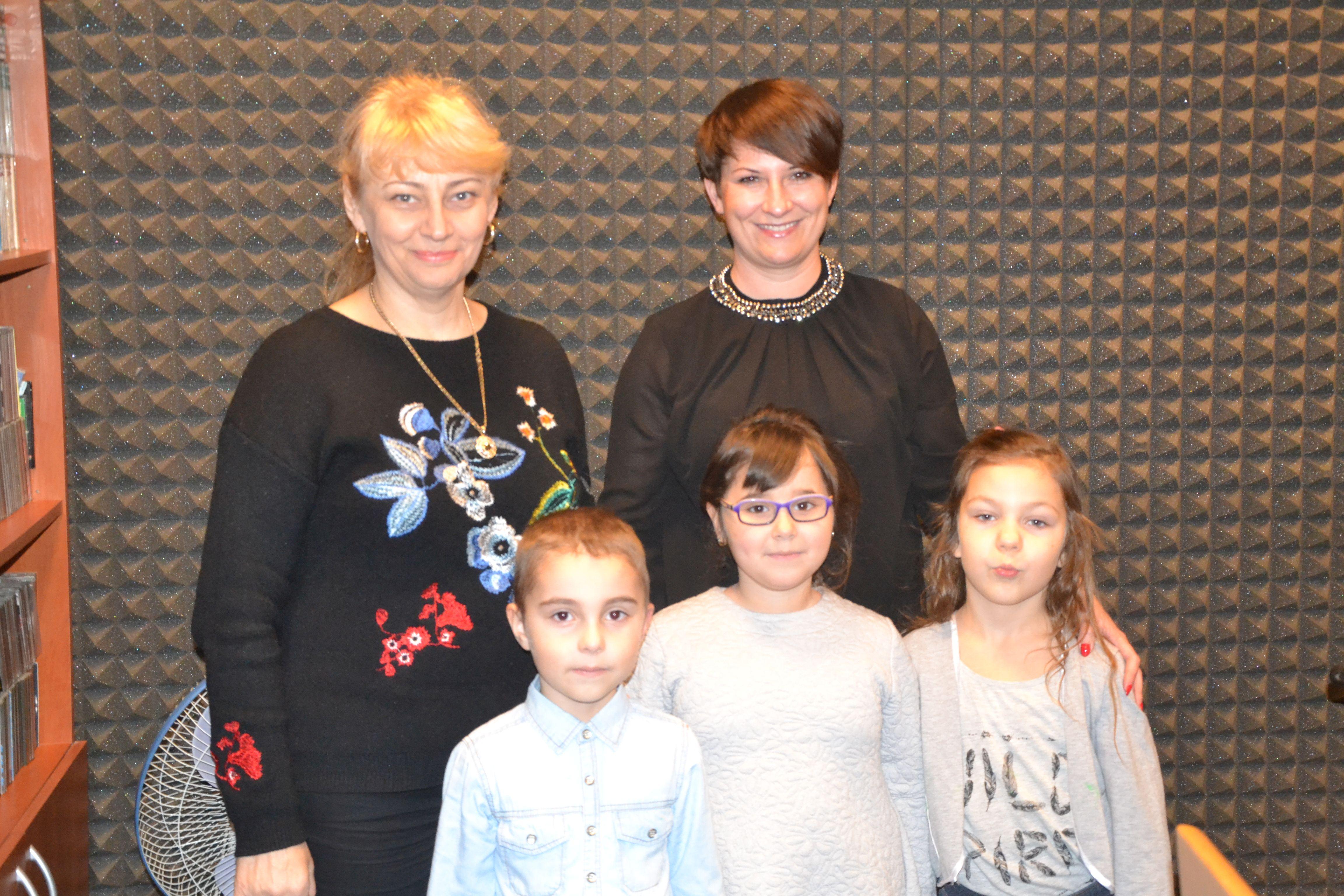 Wizyta w radiowym studiu