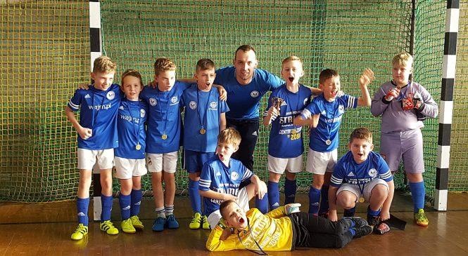 Zespół trenera Adama Heliasza wygrał MIESZKO CUP U-9