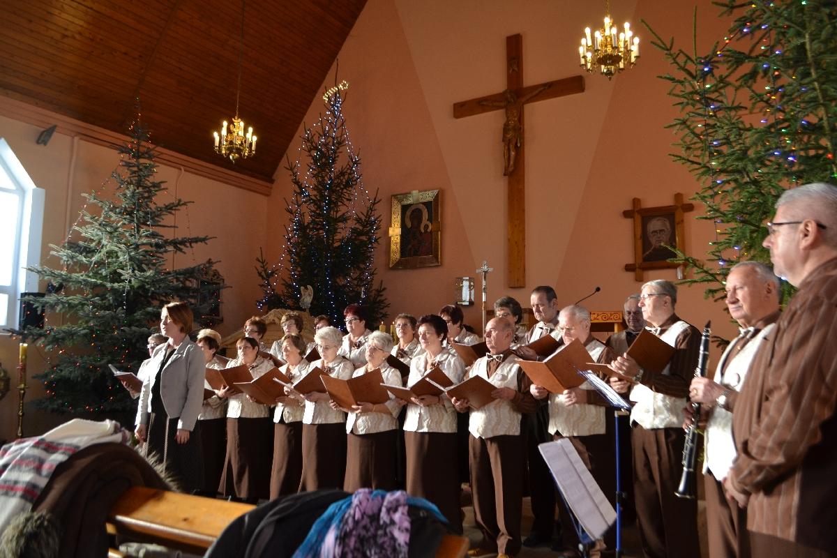 Noworoczny koncert w Gorzykowie