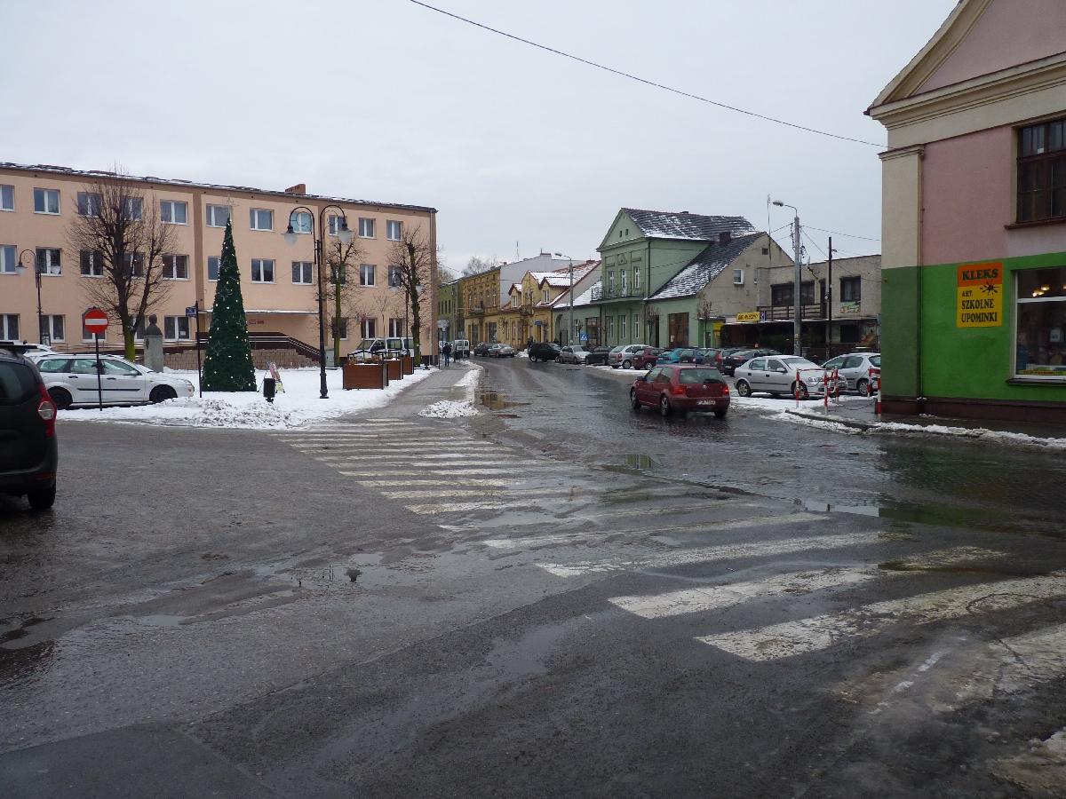 Ambitna koncepcja przebudowy trzemeszeńskich ulic