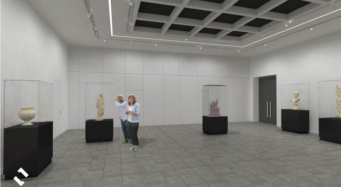 Muzeum zmieni się nie do poznania
