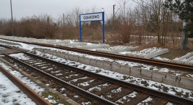 Wypięknieją perony na szlaku kolejowym Gniezno – Września