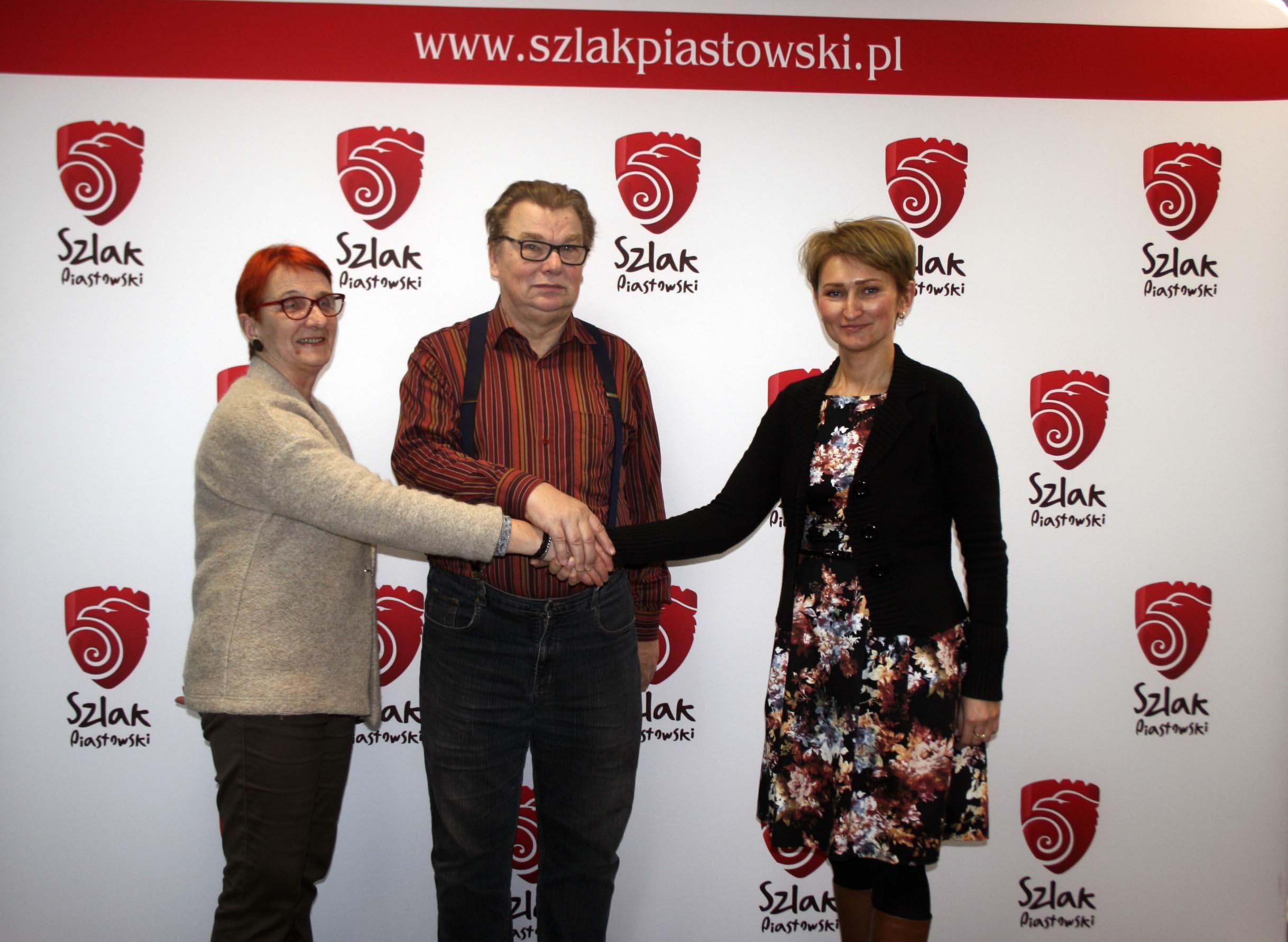 """Organizacja Turystyczna """"Szlak Piastowski"""" członkiem Klastra Turystycznego """"Szlak Piastowski w Wielkopolsce"""""""