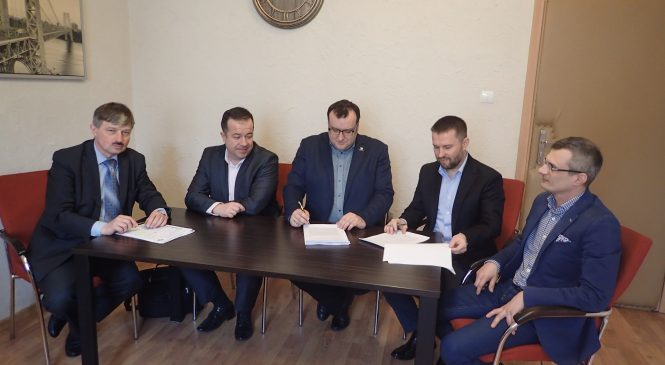 Umowa na Inżyniera Kontraktu już podpisana