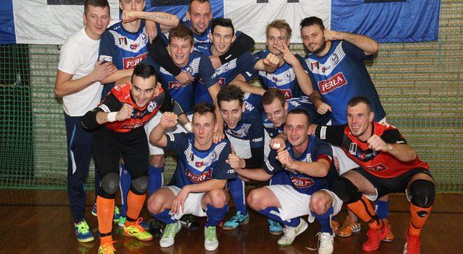 Futsaliści Mieszka odnieśli pierwsze w tym roku zwycięstwo!
