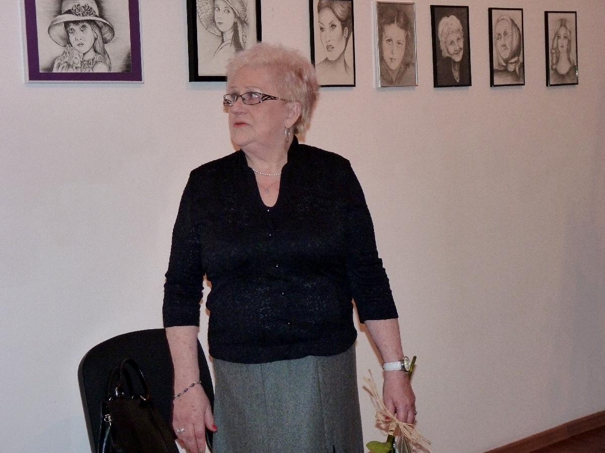 Twarze Marii Jarczyńskiej
