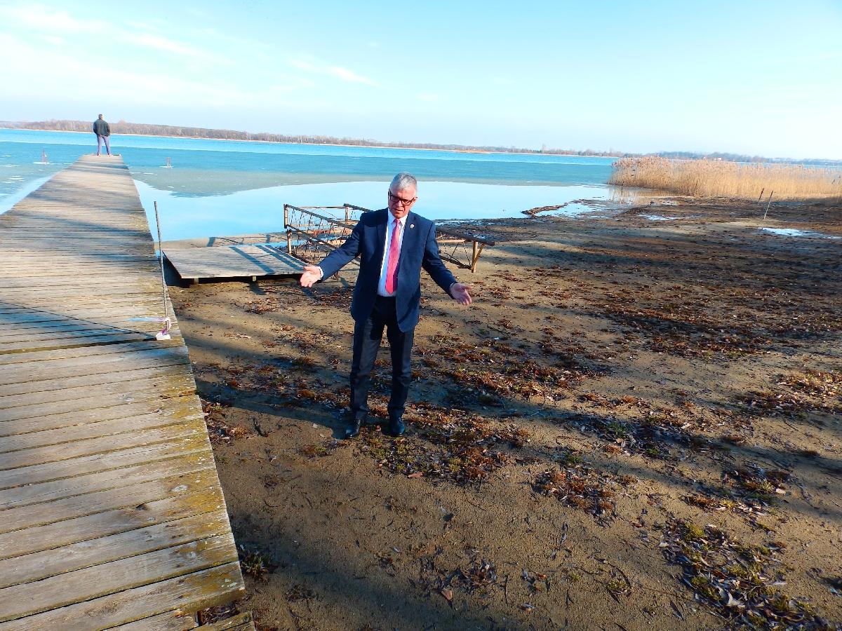 Pomysł na ratowanie jeziora
