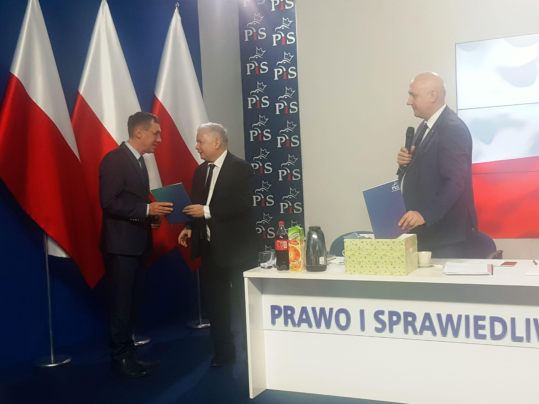 Poseł Krzysztof Ostrowski koordynatorem wyborów samorządowych