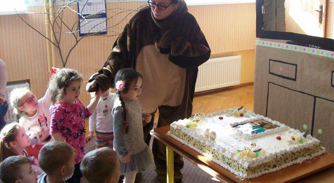 60. urodziny Misia Uszatka