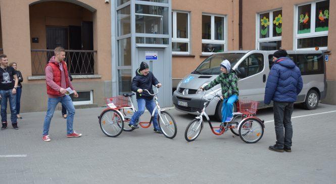 Rowery od Fundacji Eco Textil