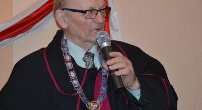 Marian Gawron z poparciem członków Cechu