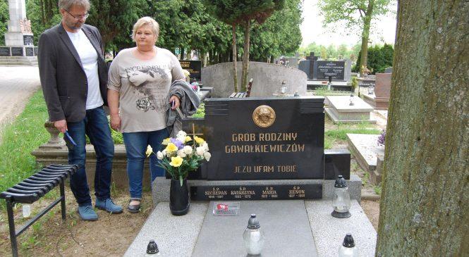 Akcja znakowania grobów powstańców wielkopolskich