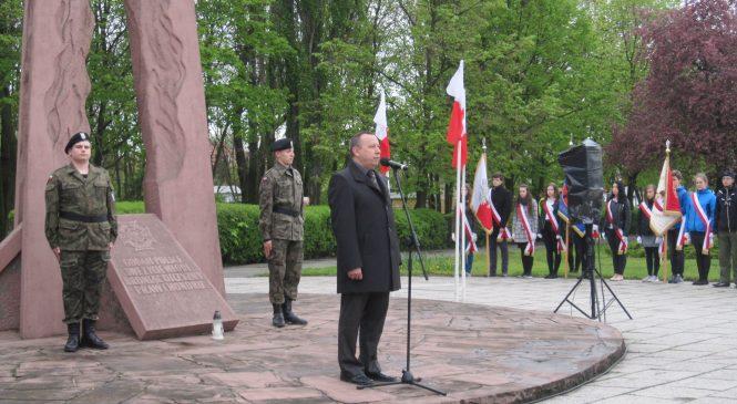 72. rocznica zakończenia drugiej wojny światowej