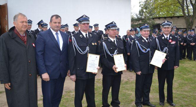 Strażacy świętowali też w Gurówku