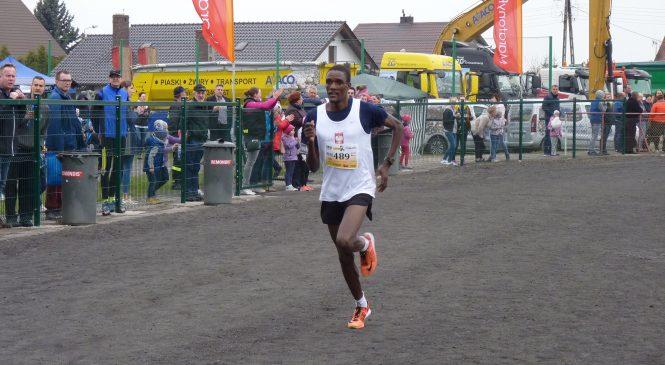 Prawie pół tysiąca biegaczy finiszowało w Trzemesznie