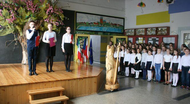 Wyjątkowe podsumowanie konkursów prymasowskich w SP nr 3