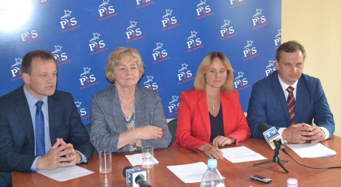 PiS w Radzie Powiatu liczy na refleksję przewodniczącego