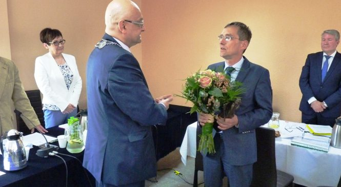Poseł Krzysztof Ostrowski pomógł Gminie Trzemeszno