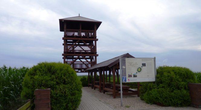 Wieża nadal przyciąga turystów