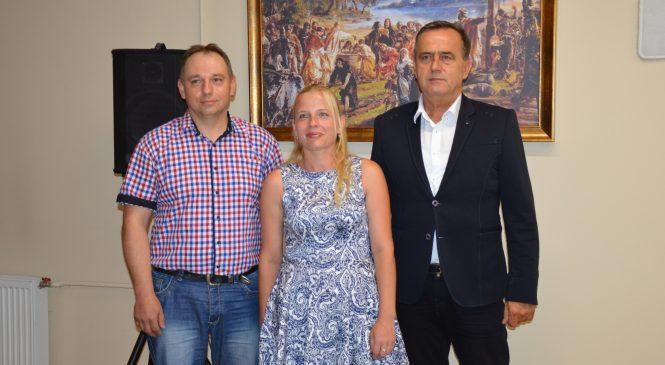 Starostwie święta plonów gminy Łubowo wybrani