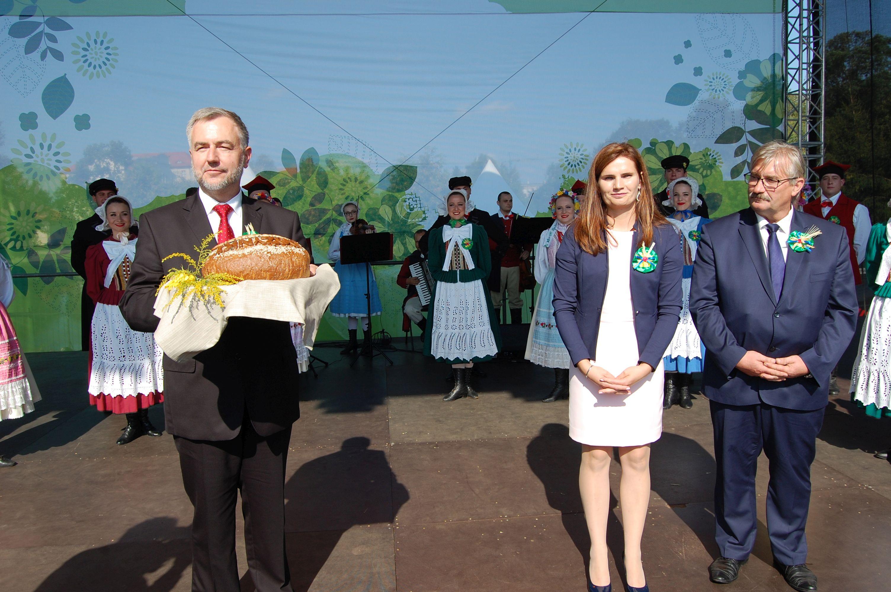 Dożynki Wielkopolskie w Gnieźnie. Chleb trzeba sprawiedliwie dzielić…