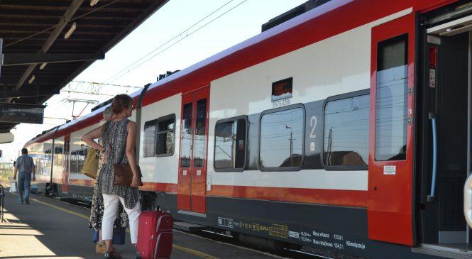 Uwaga podróżni! Korekta rozkładu jazdy kolei
