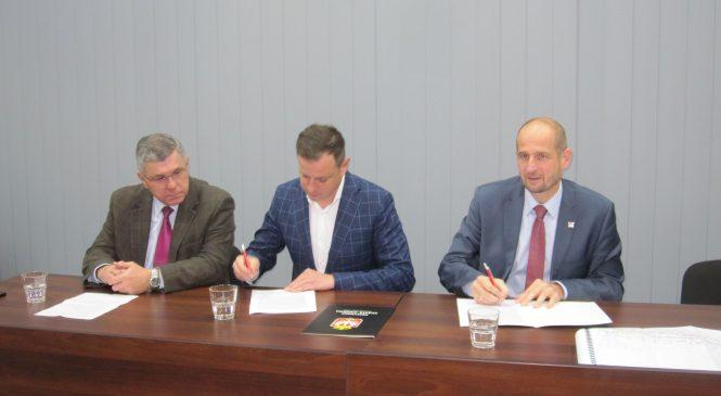 Podpisana umowa na przebudowę ul. Kawiary