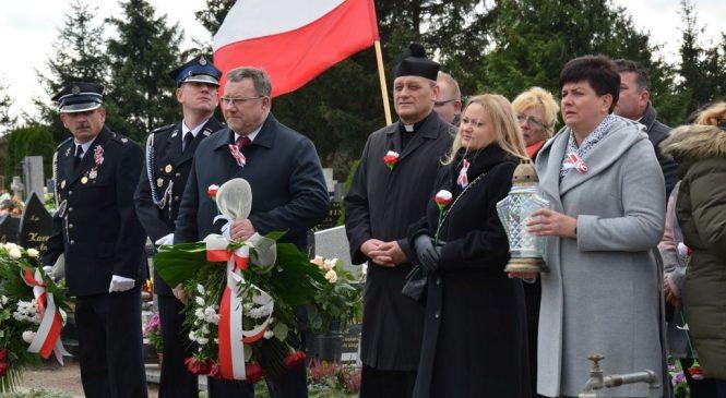 Uroczystości patriotyczne w gminie Czerniejewo