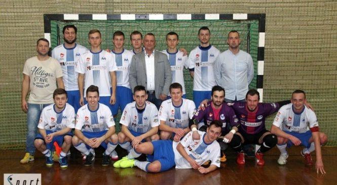 Minimalna porażka futsalistów w Lubawie