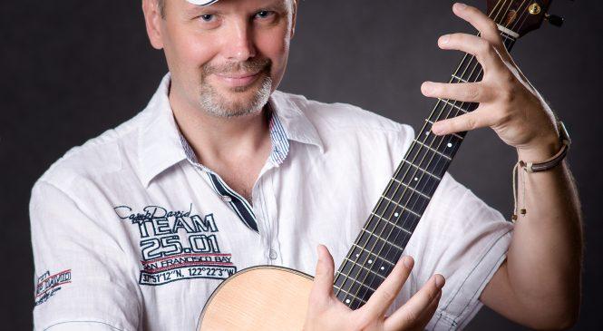 Wirtuoz gitary akustycznej w MOK