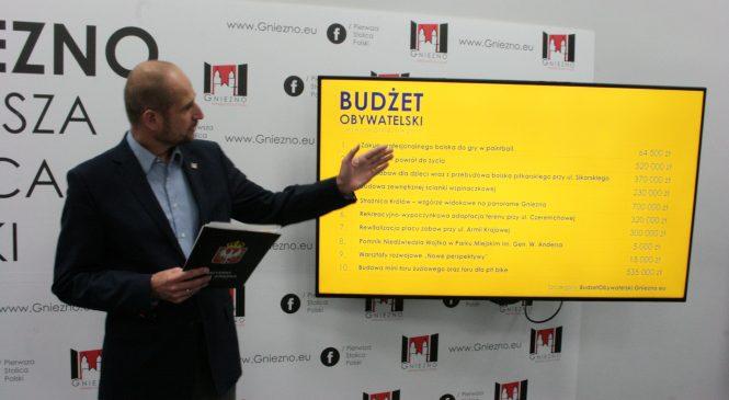 Czas start! 10 projektów do Budżetu Obywatelskiego.