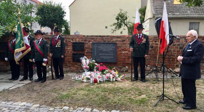 Uczcili pomordowanych na Wołyniu