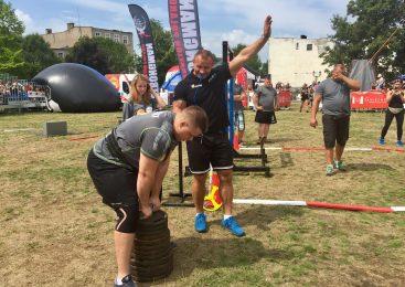 Puchar Polski Strongman zdobył Robert Cyrwus