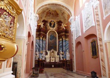Trzemeszeńska bazylika jeszcze piękniejsza, trzeba to zobaczyć