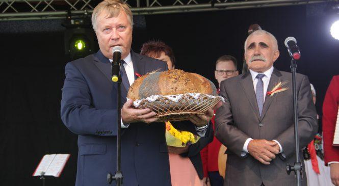 Rolnicy z Gminy Kiszkowo podziękowali za plony