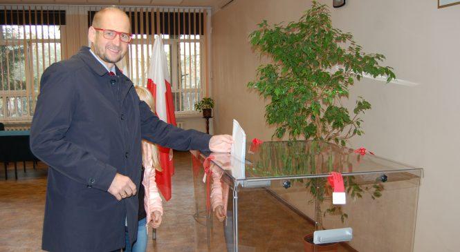 Prezydent Tomasz Budasz wygrywa wybory w I turze