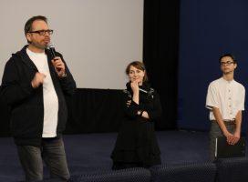 Tomasz Raczek obejrzał film i dyskutował o nim z gnieźnieńskimi koneserami kina
