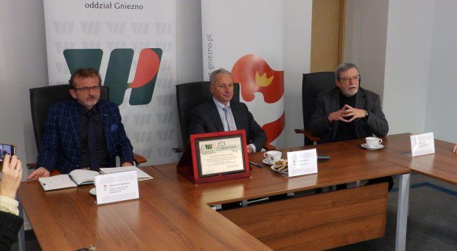 Zmiany w gnieźnieńskim oddziale WIPH. W. Bobkiewicz nowym prezesem