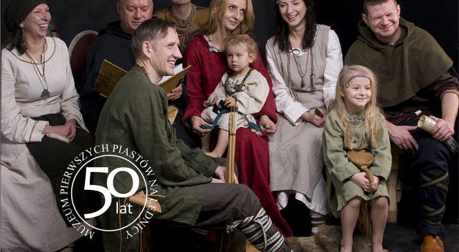 Muzeum Pierwszych Piastów na Lednicy świętuje 50 lat działalności