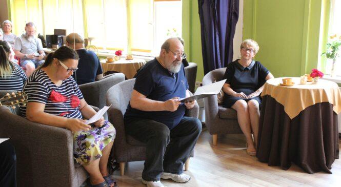 Namalowali świat w Centrum Aktywności Społecznej Largo