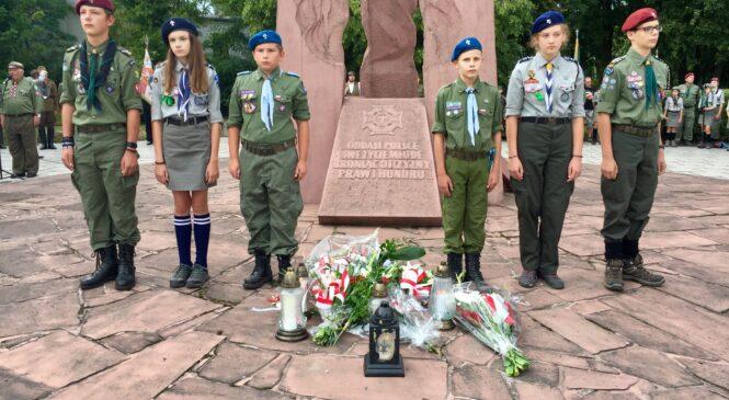 Gniezno uczciło 75. rocznicę wybuchu powstania warszawskiego