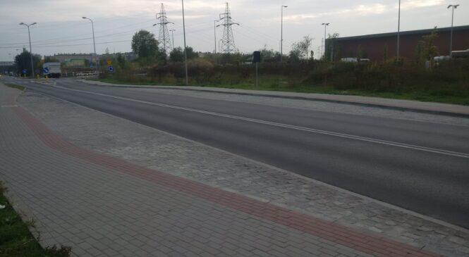 Niebawem oddane do użytku zostaną dwa nowe przystanki autobusowe przy ul. Gdańskiej