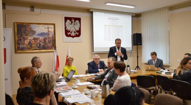 Pracowite obrady w Łubowie